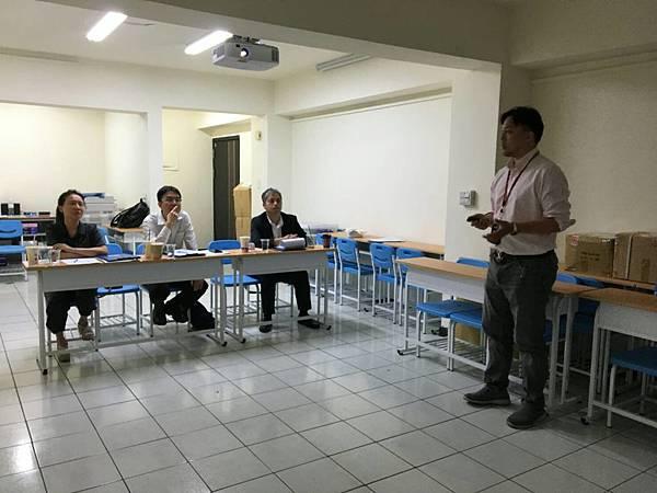 溫世政醫師擔任台灣植牙醫學會(TAOi)植牙專科醫師徵選口試評審委員