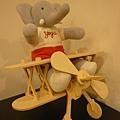 小木童造飛機