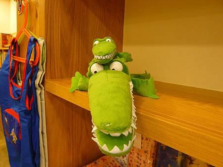 鱷魚玩偶-正面.JPG