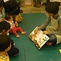 2011.11.20  花栗鼠姐姐說故事