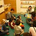 2011.12.04 花栗鼠姐姐說故事