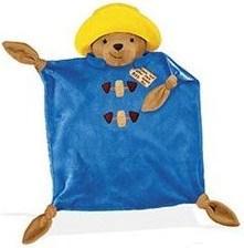 柏靈頓熊+毯玩偶