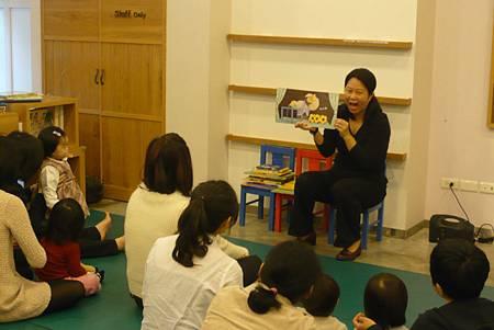 20120321周三上午幼幼讀書會