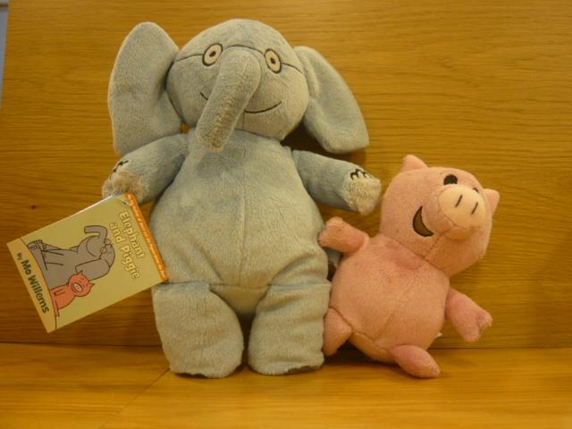 大吉象與小豬寶