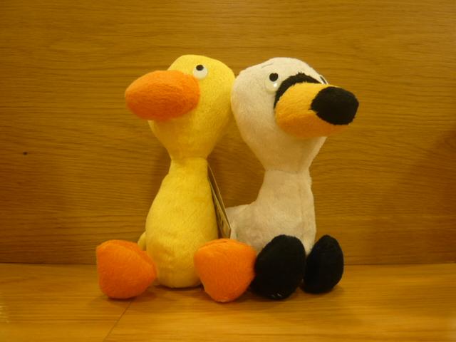 小鴨與鵝封面