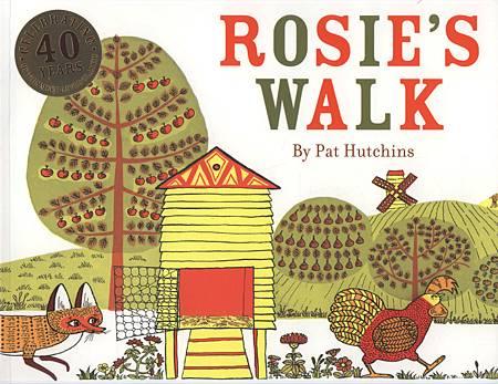 母雞蘿絲散步去