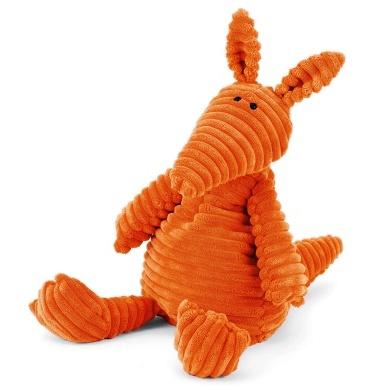 Cordy roys橘色食蟻獸玩偶(15吋)