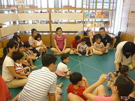 20120721周六英文讀書會