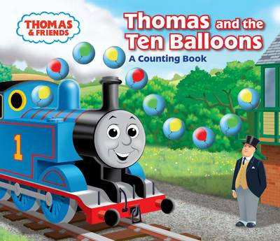 thomas and the ten balloons-a counting book
