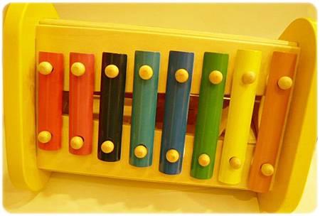 音樂會積木-木琴
