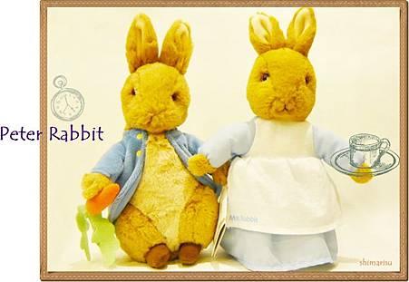 彼得兔+兔媽媽
