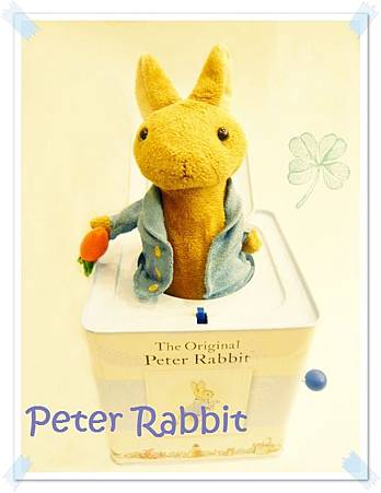 彼得兔音樂匣