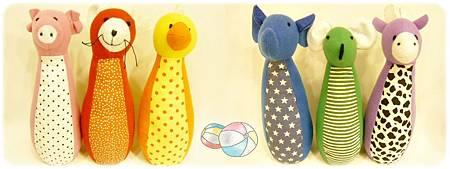 軟質動物保齡球組-保齡球