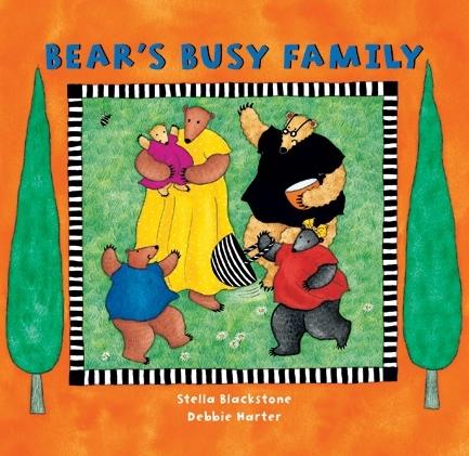 Bears_Busy_Family
