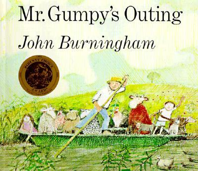 Mr gumpy