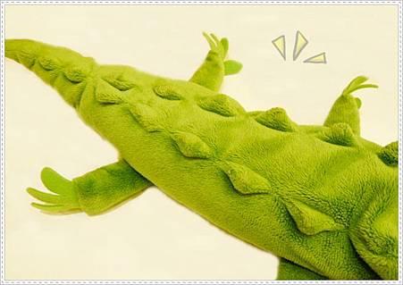 Croc鱷魚系列-大玩偶細部圖
