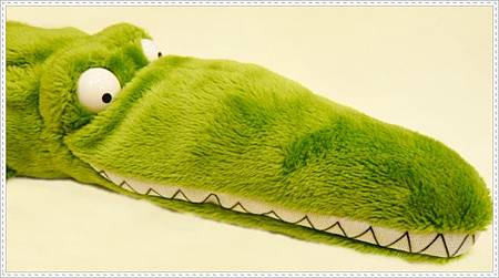 Croc鱷魚系列-小玩偶細部圖