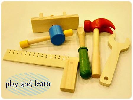 木匠工具組-工具