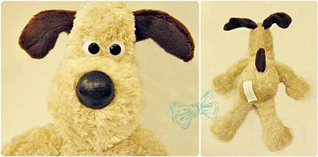 酷狗小玩偶細部圖