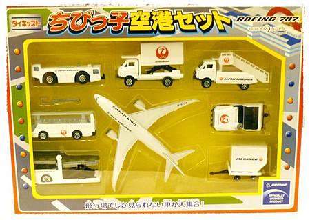 日本航空飛機組