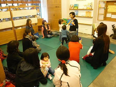 20121122週四上午幼幼讀書會