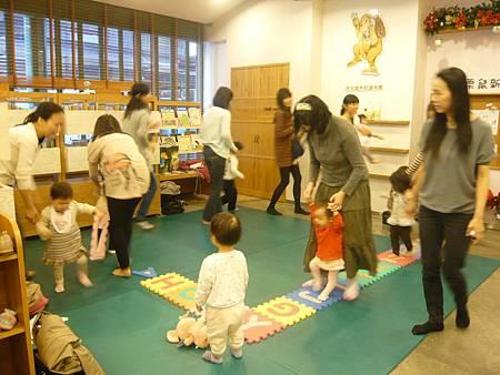 20121207週五下午幼幼讀書會