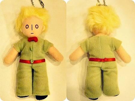 小王子玩偶吊飾
