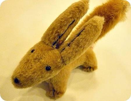 小狐狸玩偶吊飾