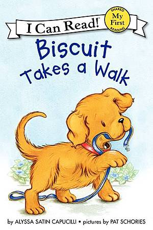 Biscuit takes a walk