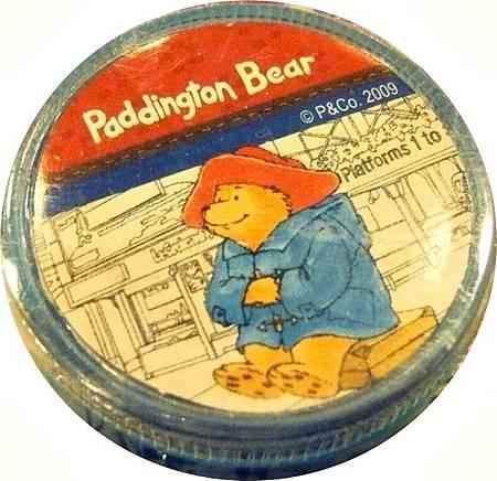 柏靈頓熊的手動削鉛筆機