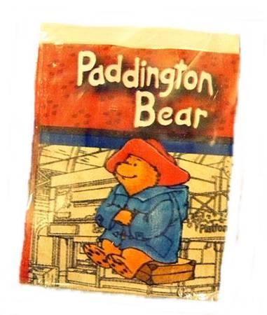 柏靈頓熊的橡皮擦