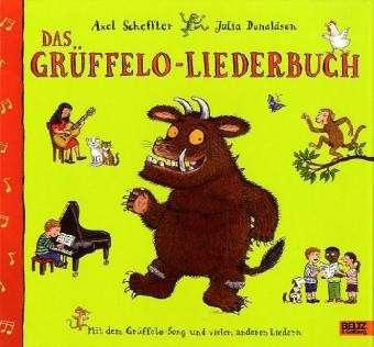 Das..Gruffelo-Liederbuch