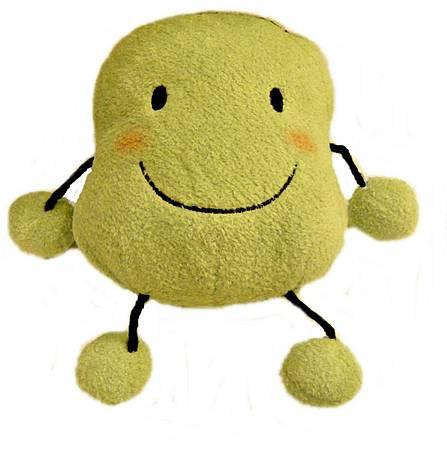 小蠶豆玩偶