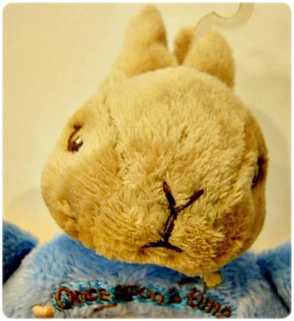 彼得兔小搖鈴