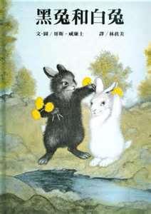 黑兔與白兔