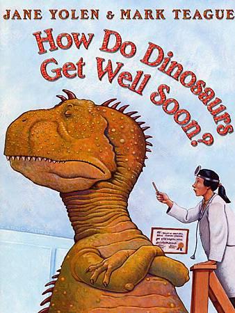 How Do Dinosaurs Get WellSoon