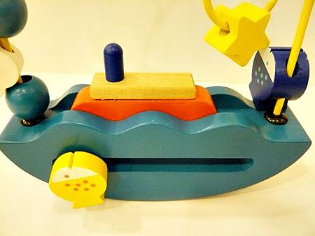 木製漂漂小船