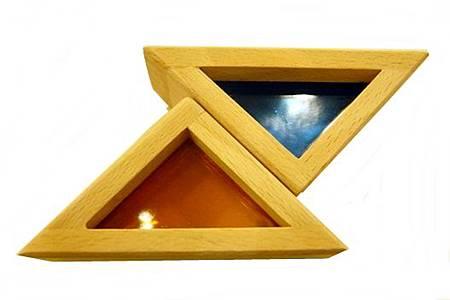 造型積木組-變色積木