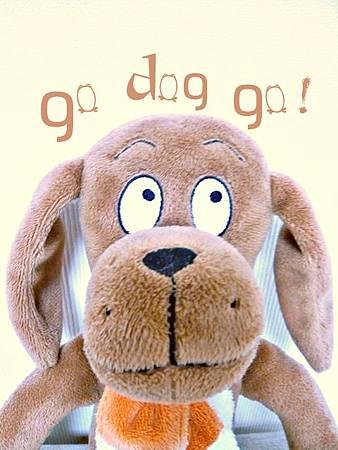 Go,dog.Go玩偶