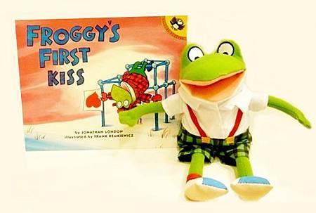 青蛙FROGGY玩偶