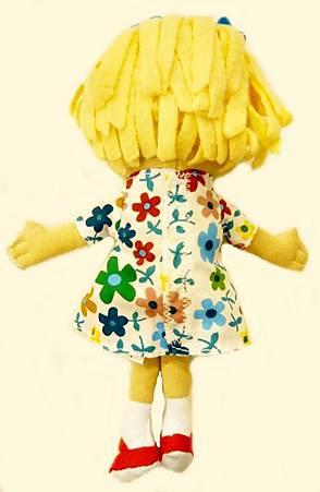 蘿拉小玩偶(兩款)