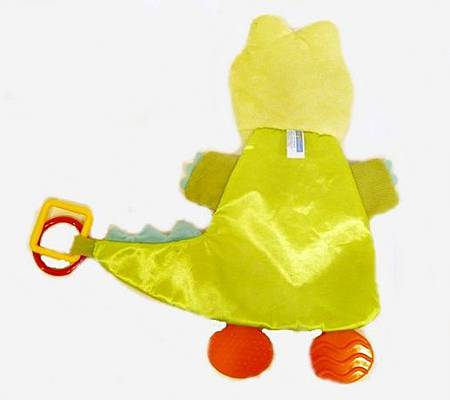 鱷魚安撫巾
