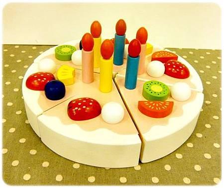 蛋糕師傅玩具組
