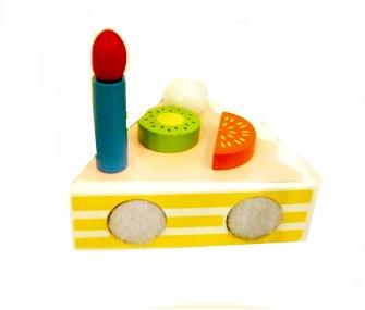 蛋糕師傅玩具組-小蛋糕