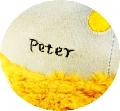 彼得兔玩偶+毯子