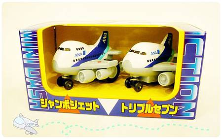 ANA航空飛機玩具
