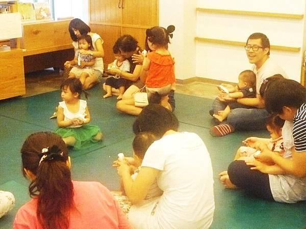 20130809週五下午幼幼讀書會