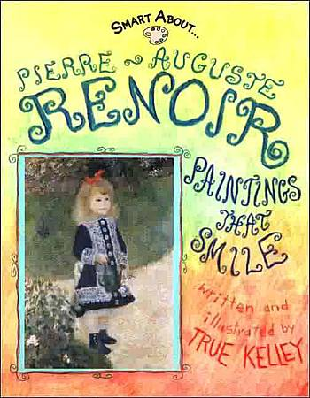 Pierre Auguste Renoir-paintings that smile
