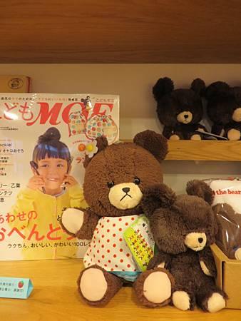 小熊傑琪系列商品