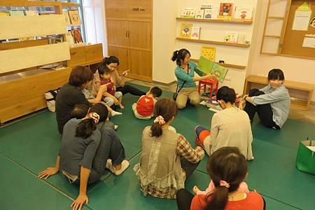 20140326週三下午幼幼讀書會